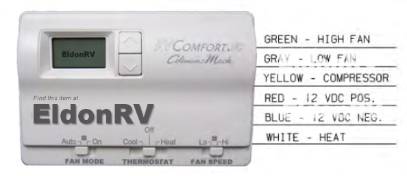 duo therm rv thermostat wiring diagram ndash duo therm rv digital thermostat rv wiring diagram