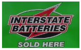 We Stock INTERSTATE BATTERIES