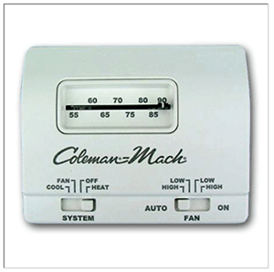 thermostats for coleman mach. Black Bedroom Furniture Sets. Home Design Ideas