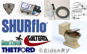 Toilet Repair Parts, Pumps, Plumbing supplies and Fittings