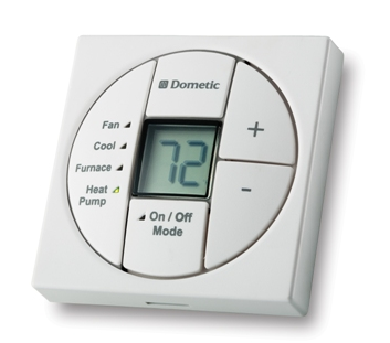 3313189.000SingleZoneLCDwhite dometic digital thermostats and control kits single zone  at readyjetset.co