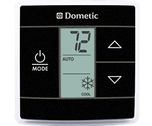 Dometic single zone digital thermostat for air conditioners sciox Image collections