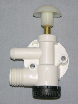 Toilet Repair Valve (385314349) Water Valve for Dometic Pedal-Flush ...