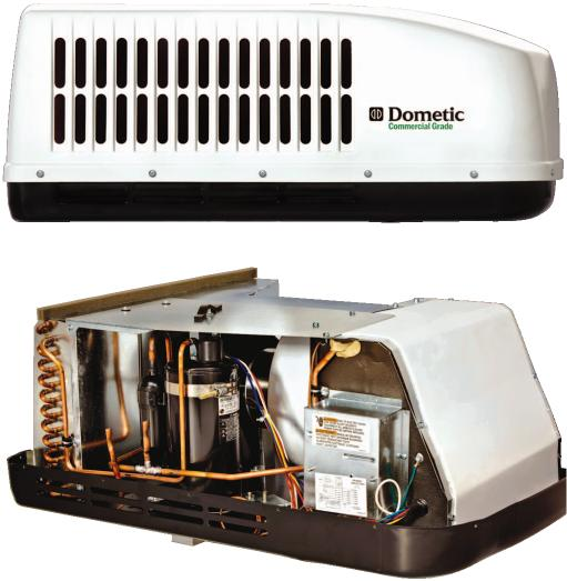 Dometic Commercial Grade Air Conditioners 410a 13 500 Btu